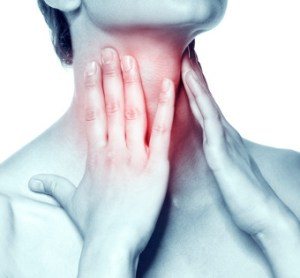 tracheite sintomo mal di gola
