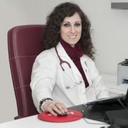 Dottoressa Anna De Tullio endocrinologa Centro San Camillo Bari