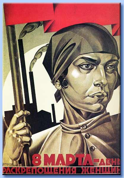 propaganda bolscevica