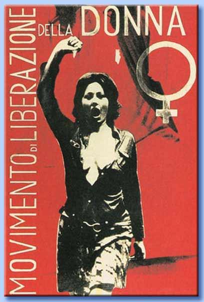 movimento di liberazione della donna