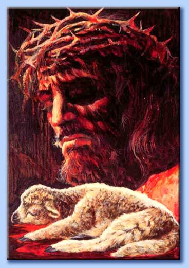 gesù agnello sacrificale