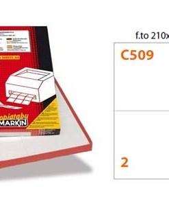 Etichette Markin C509 2