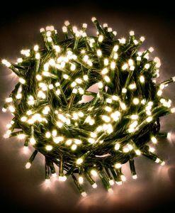 luci di Natale bianco caldo