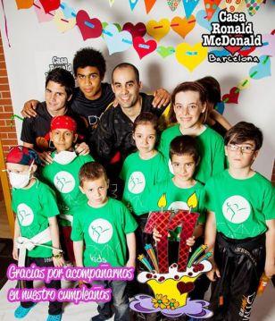 Ronald McDonald centros Dym