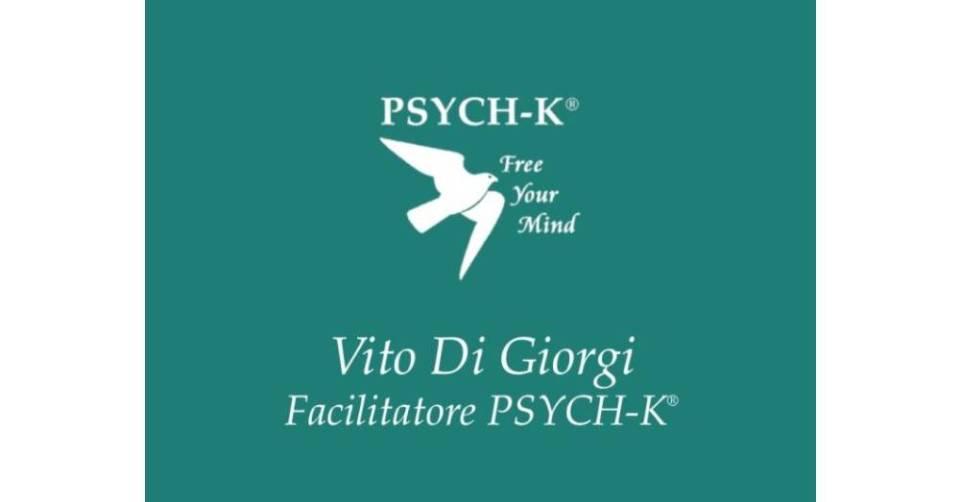 Vito Di Giorgi facilitatore PSYCH-K®