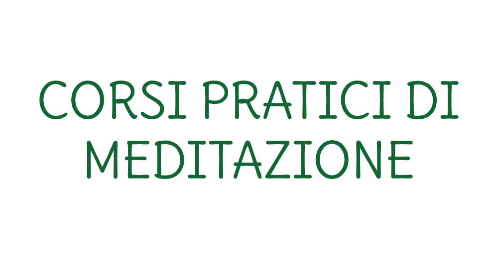 Bottone consulenza - Meditazione