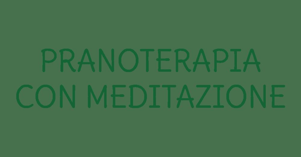 Bottone trattamento Pranoterapia