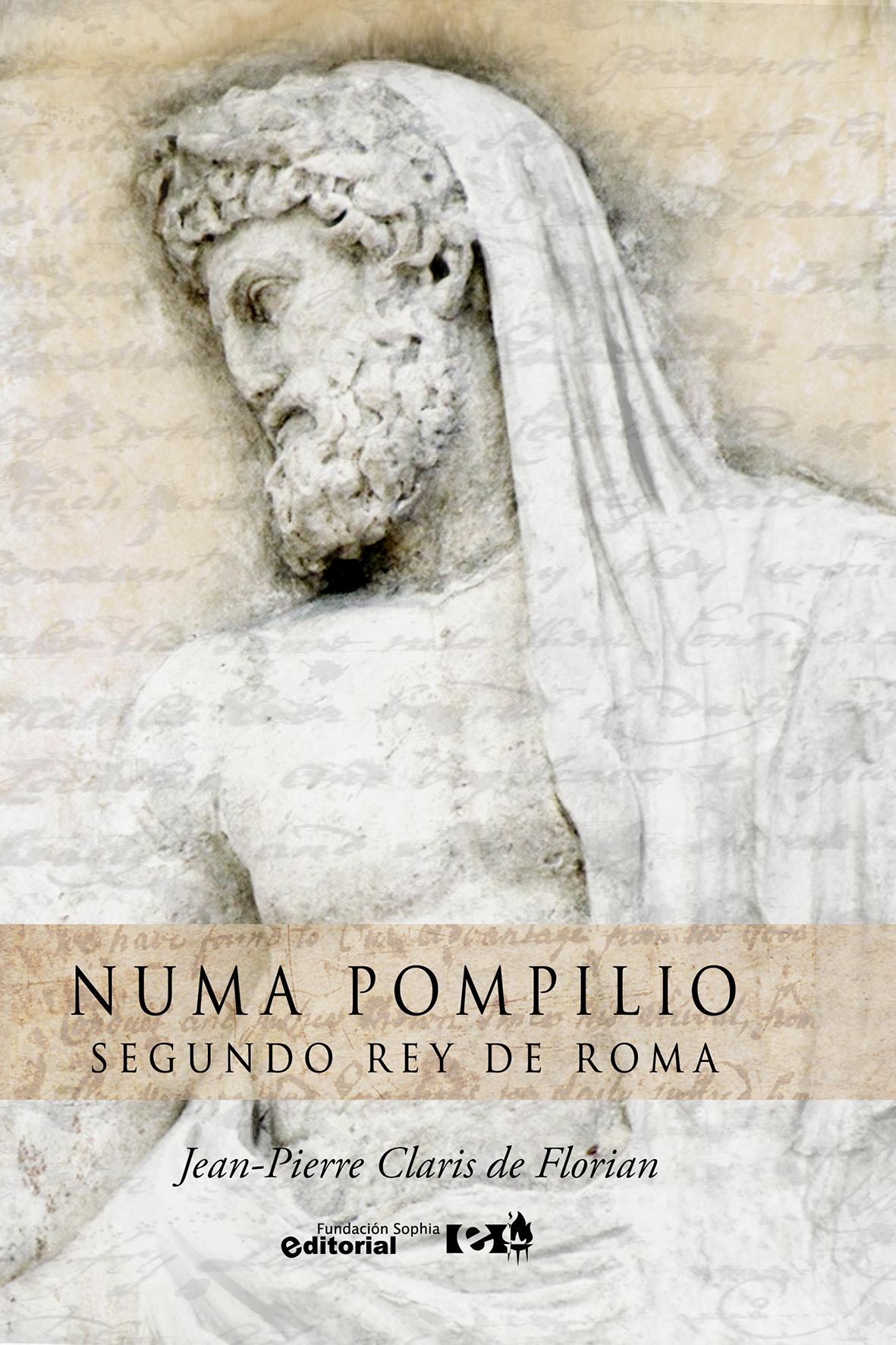 Numa Pompilio segundo Rey de Roma - Jean Pierre Claris de Florian