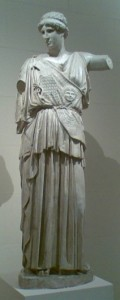 Atena Lemnia, attribuita a Fidia