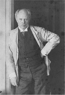 Richard Strauss (Monaco di Baviera, 11 giugno 1864 – Garmisch-Partenkirchen, 8 settembre 1949)