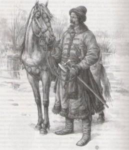 Disegno di O. Fjodorov (per gentile concessione)