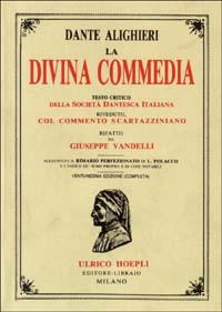 Dante, Divina Commedia
