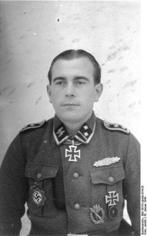 Gustav Schreiber. Deutsches Bundesarchiv