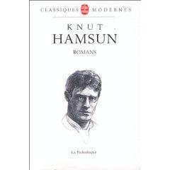 Knut Hamsun, Romans