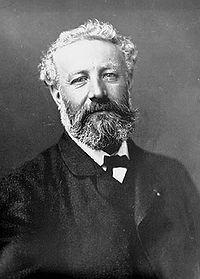 Jules Verne (Nantes, 8 febbraio 1828 – Amiens, 24 marzo 1905)