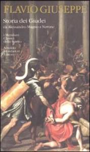 Giuseppe Flavio, Storia dei Giudei da Alessandro Magno a Nerone
