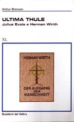 Arthur Branwen, Ultima Thule