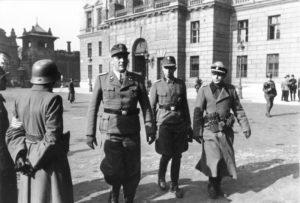 Budapest, Otto Skorzeny, Adrian v. Fölkersam