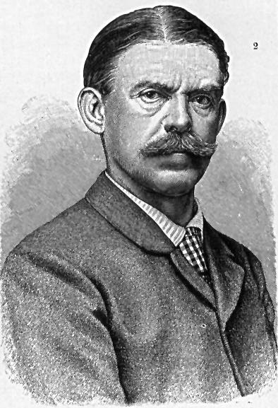 Georg August Schweinfurth (17 dicembre 1836 - 19 settembre 1925)