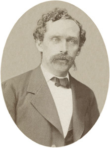 Gustav Nachtigal (23 febbraio 1834 - 20 aprile 1885)