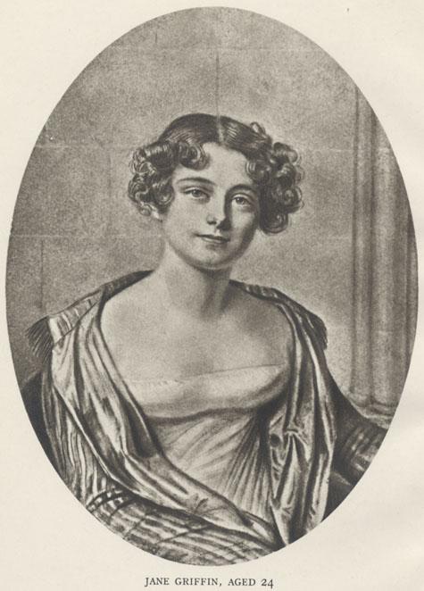 Lady Jane Franklin, commovente esempio di tenacia e coraggio coniugale