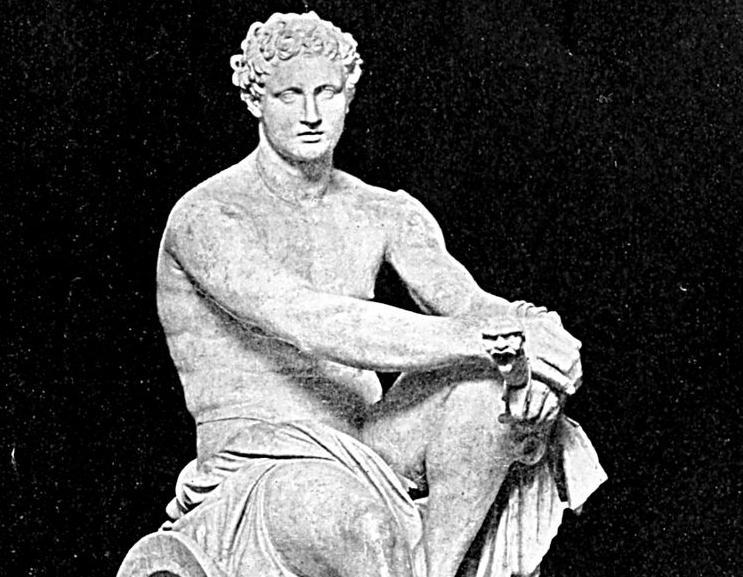 Ares, il dio in esilio