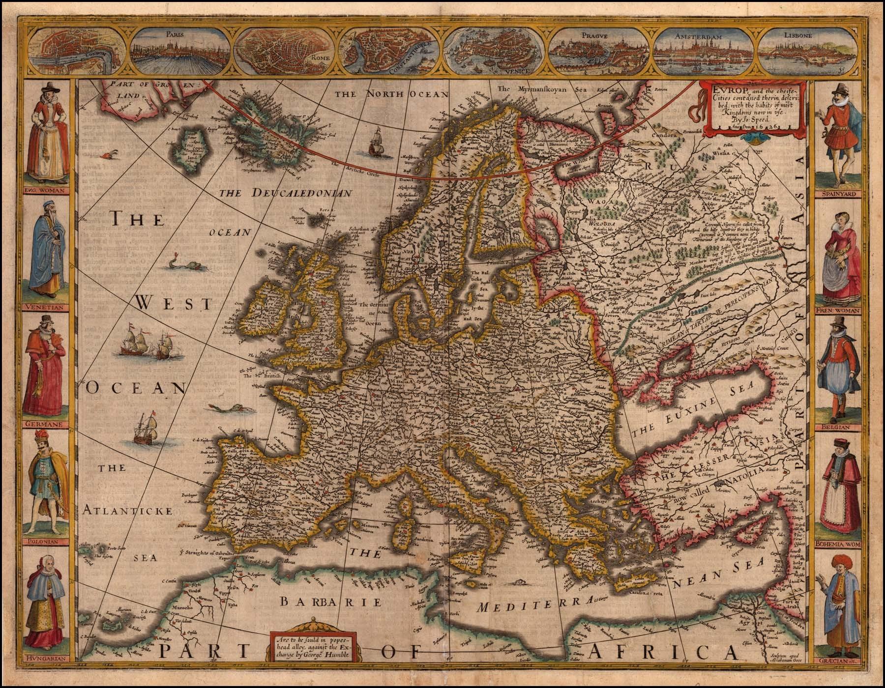 L'Europa è da sempre una frontiera «viva»: ma non se lo ricorda, perché non sa più chi è