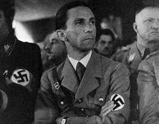 Joseph Goebbels al Reichs Parteitag di Norimberga del 1933