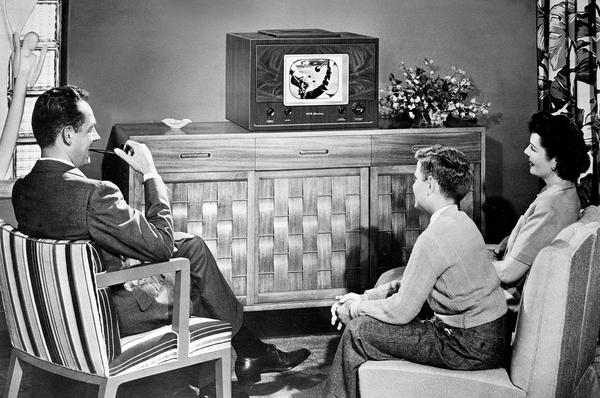 La televisione come simbolo