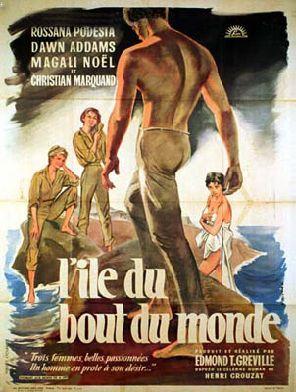 """Henri Crouzat e """"L'isola in capo al mondo"""""""
