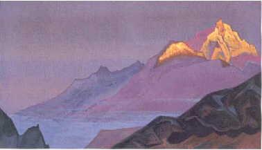 Sulle orme di Nicholas Roerich, alla ricerca della mitica Shambala