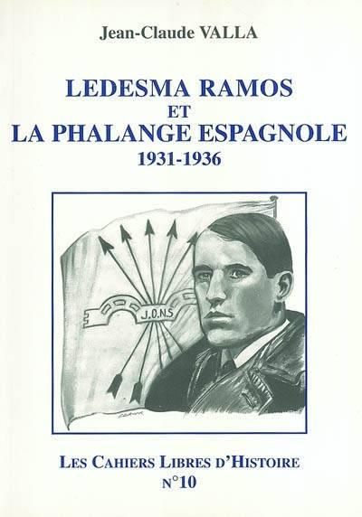 Ramiro Ledesma Ramos : Entre réaction et marxisme, le rêve foudroyé d'une Troisième Voie