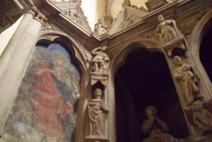 Monumento a Ladislao - L'arcangelo Michele