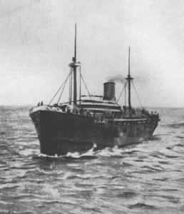 Le due crociere della nave corsara Möwe (dicembre 1915 – marzo 1917)