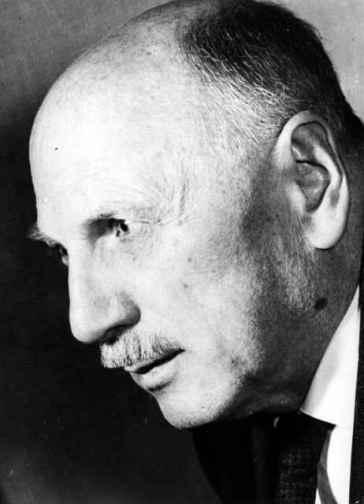 Ernst Niekisch (25 maggio 1889 - 23 maggio 1967).