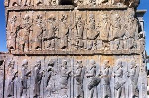 Persepoli. Guardia del Grande Re.