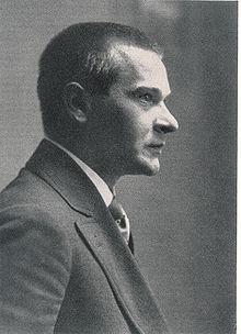 Georg Trakl (Salisburgo, 3 febbraio 1887  – Cracovia, 3 novembre 1914)