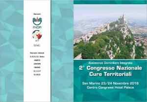 Congresso Nazionale Cure territoriali