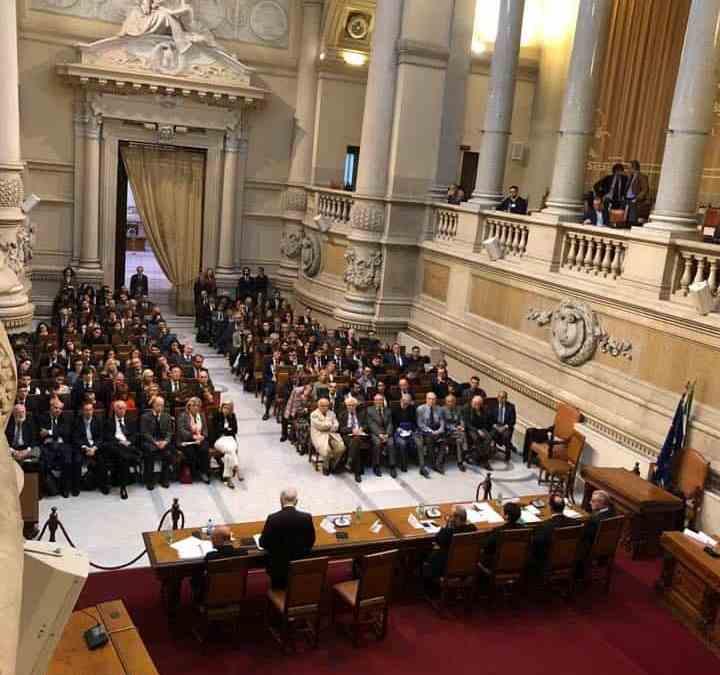 """Video del convegno """"La tutela della vita nell'ordinamento giuridico italiano"""""""