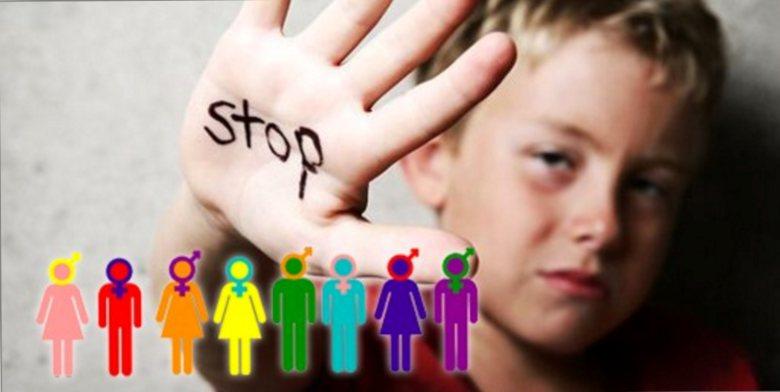 bambino contro disforia di genere