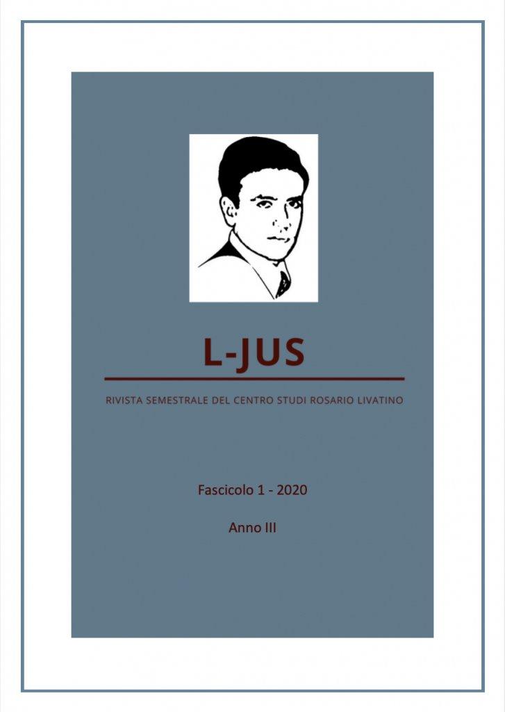 Rivista-L-Jus-copertina-numero-1-2020