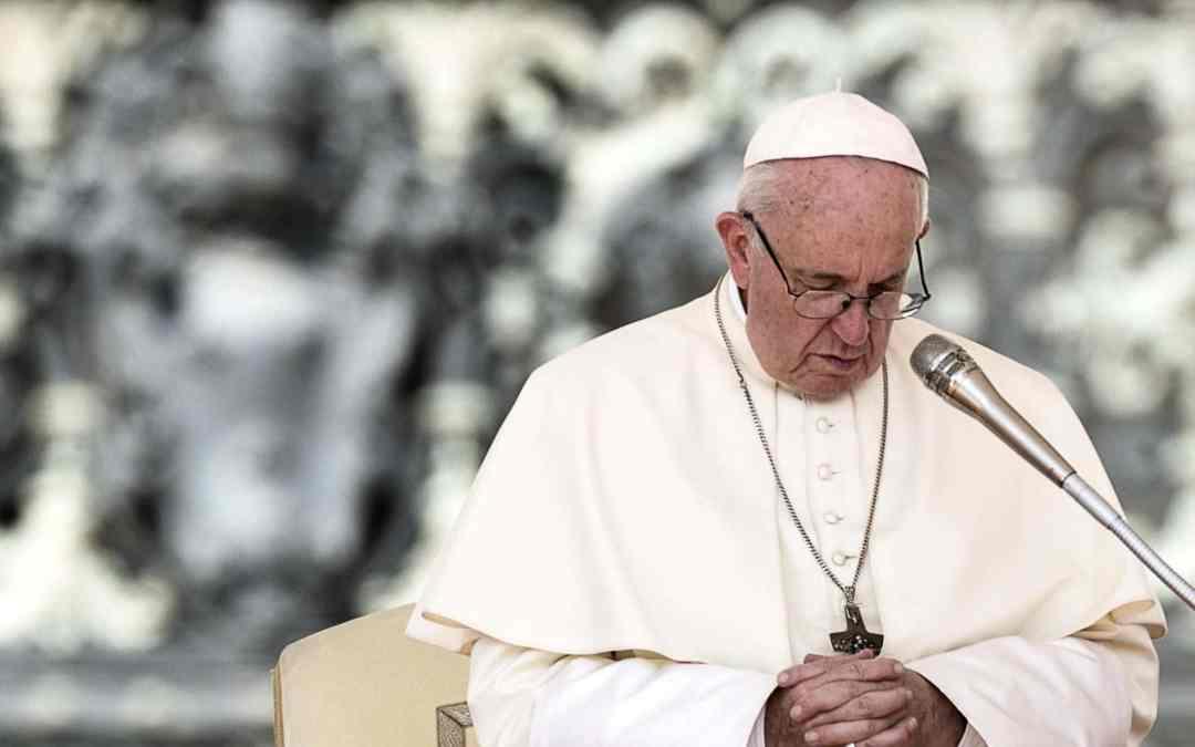 Papa Francesco: nessuna rivoluzione sul diritto di proprietà
