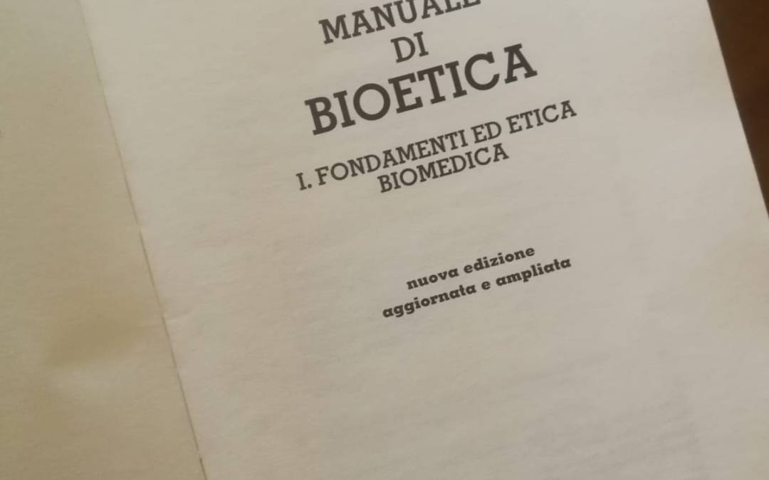 Libertà di insegnamento a rischio: al rogo il Manuale di bioetica?