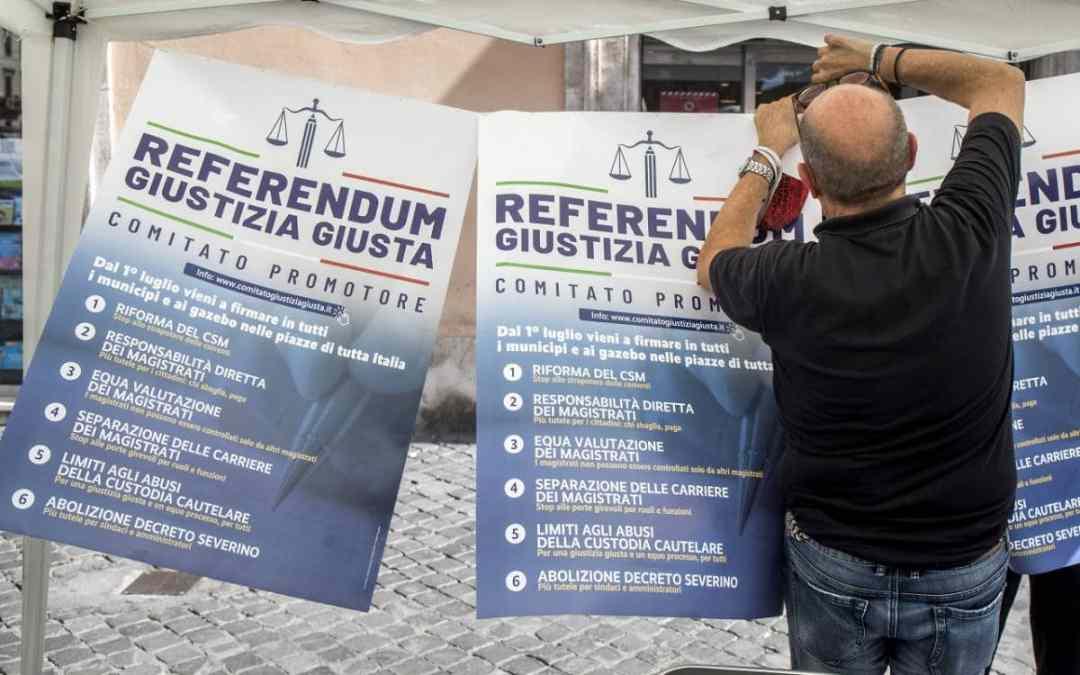 Le ottime intenzioni e le pessime conseguenze dei quesiti referendari