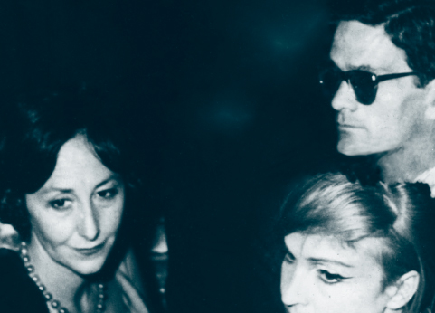 Silvana Mauri, Laura Betti e Pasolini