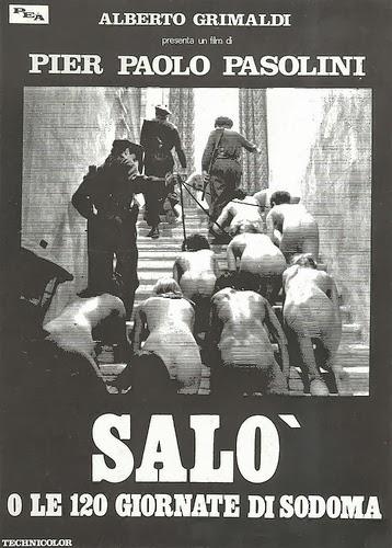 """""""Salò"""". Manifesto"""