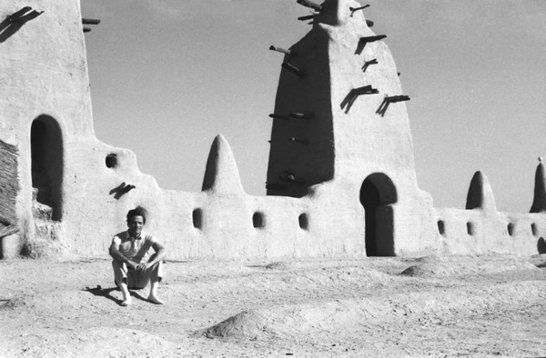 Pasolini in Mali, 1970