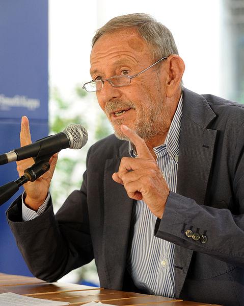 Umberto Curi al Festivaletteratura di Mantova, 2012