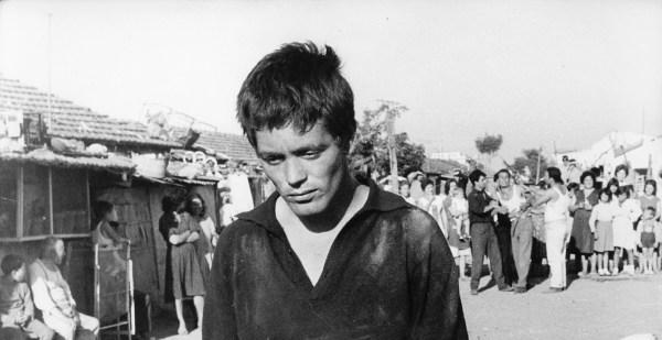 """Franco Citti in """"Accattone"""" (1961)"""