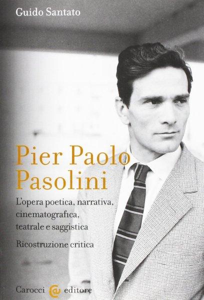 Pier Paolo Pasolini. Copertina